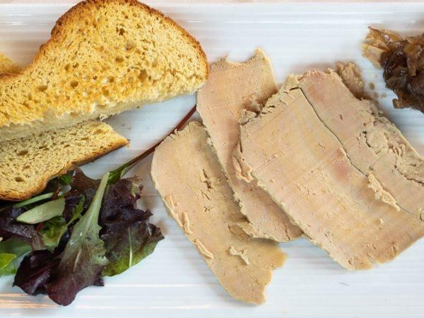 foie gras a l'ancienne