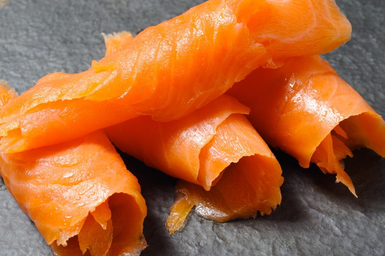saumon fumé le nectar